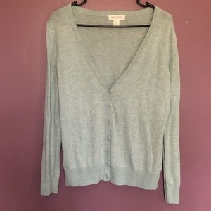 Mint green Forever 21 Cardigan